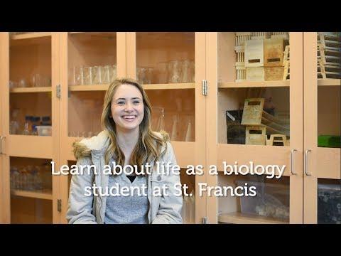 Meet University of St. Francis Biology Student Leah Alles