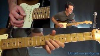 T.N.T. Guitar Lesson - AC/DC - Chords/Riffs