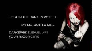 The 69 Eyes - Gothic Girl (lyrics)