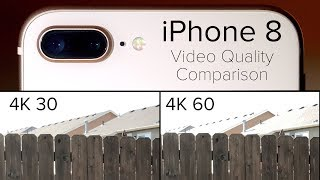 Why you should think twice before shooting in 4K 60 fps on iPhone 8