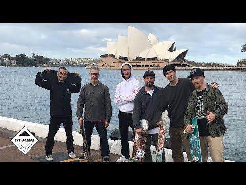 #BoardrBoys Day Off in Sydney, Australia