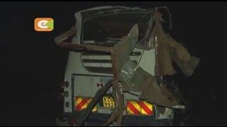 20 Killed In Nairobi-Nakuru Road Accident