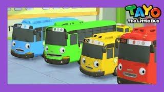 Tayo Rennautos speziell l S3 6-10 Zusammenstellung l Tayo Der Kleine Bus