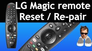 LG AN-MR19BA /  пульт LG Magic Remote для телевизоров LG 2019 года выпуска от компании Telemaniya - видео
