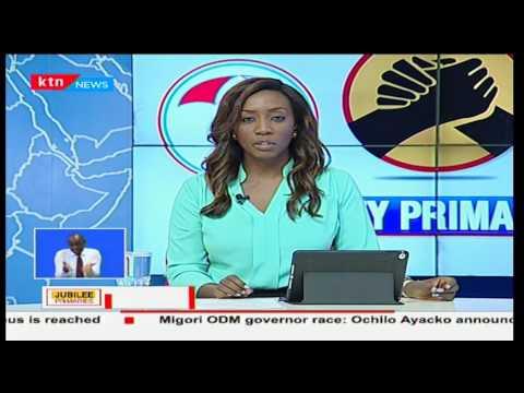 KTN Prime: Kiambu Primaries 25/4/2017