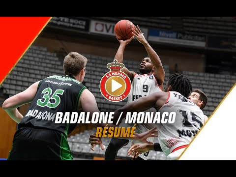 [MINI-MOVIE] Badalona - Monaco | EUROCUP