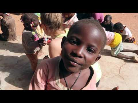 Backpacking Burkina Faso, Africa 2017