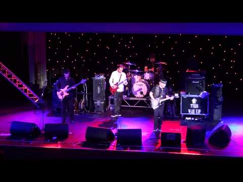 Jethro Tulls-Martin Barre Band @The Great British Folk Festival 2014