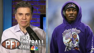 Fill in the blank: Is Marquise Brown's added weight good? | Pro Football Talk | NBC Sports
