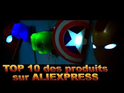 top 10 aliexpress