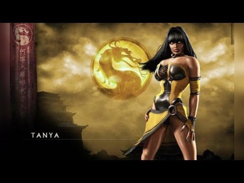 Mortal Kombat XL - Tanya Combos
