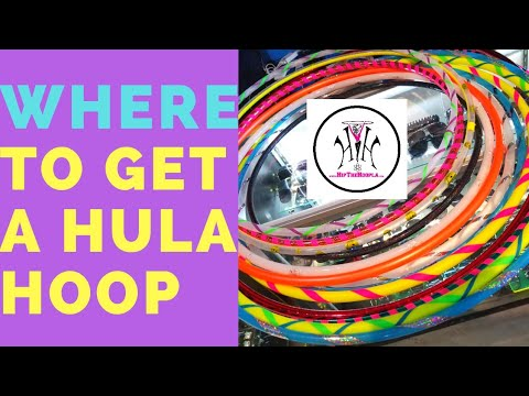 Where To Get Custom Professional Hula Hoops - Handcrafted With ...