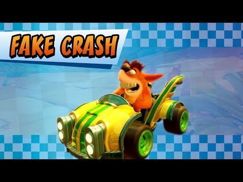 Fake Crash | Crash Team Racing Nitro-Fueled thumbnail