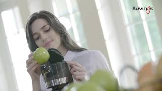 Kuvings CS600 | The Versatile Commercial Juicer