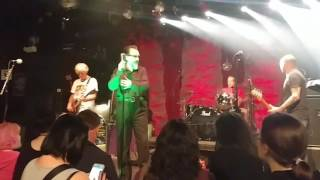 White Rabbit (Jefferson Starship Cover at Soundcheck) The Damned The Paradise Boston, MA 05-24-17