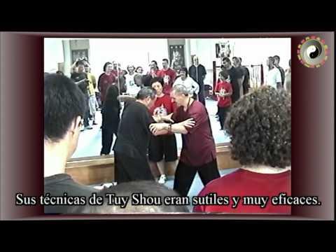 Homenaje 2012 al Gran maestro Feng Zhi Qiang