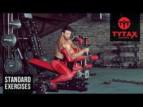 Preacher One Arm Dumbbell Hammer Curl | TYTAX® M2