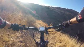 Chivo Canyon Trail 4K