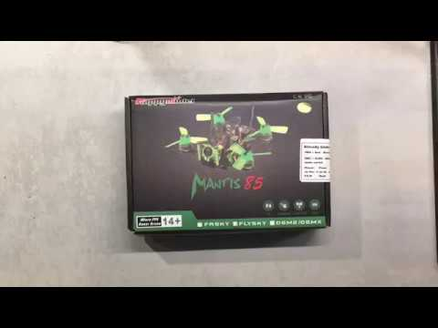 Mantis85 Micro Brushless Racer