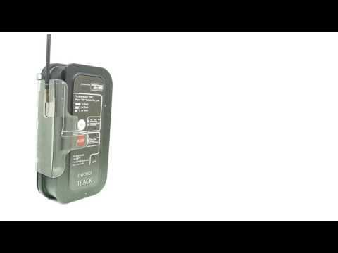 kleiner, portabler Ortungssender für mobile Einsatzgruppen