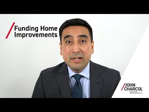 Funding Home Improvements