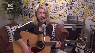 "Snail Mail Performs ""Pristine"" (MTV Jammin')"