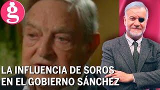 Salen a la luz los vínculos entre el Gobierno Sánchez y George Soros