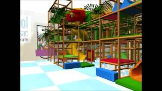 Soft-Contained Play Units