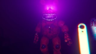 TRAPPED OVERNIGHT AT FREDBEARS *NEW* ENTERTAINMENT CENTER...  | FNAF Fredbears Entertainment Center