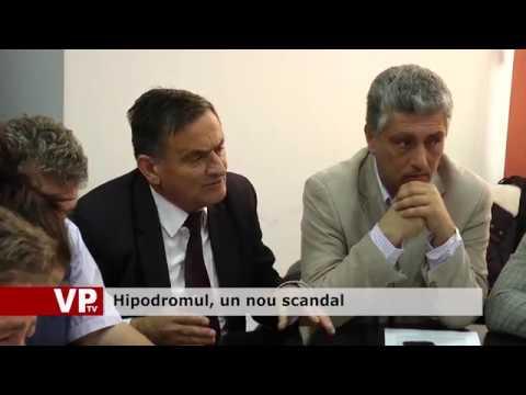 Hipodromul, un nou scandal