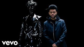 Gesaffelstein & The Weeknd   Lost In The Fire (Official Video)
