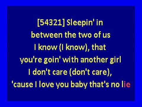 Cyndi Lauper  - When You Were Mine (karaoke)