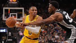 Los Angeles Lakers vs San Antonio Spurs Full Game Highlights   October 26   2022 NBA Season