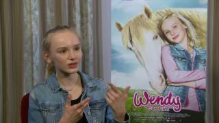 Interview mit WENDY - DER FILM Hauptdarstellerin Jule Hermann - Larimar - 33