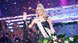 Nansi Karaboycheva Miss World Bulgaria 2013 coronation