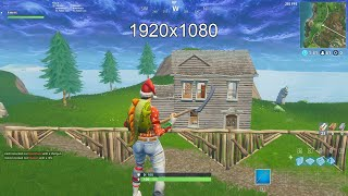how to get stretched resolution in fortnite geforce now no mouse
