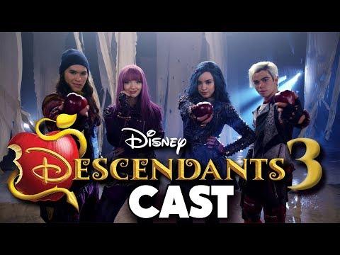 CAST OF DESCENDANTS 3 (2019) - LIST CAST | NEW CAST