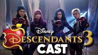 DESCENDANTS 3 CAST - Dream Cast List