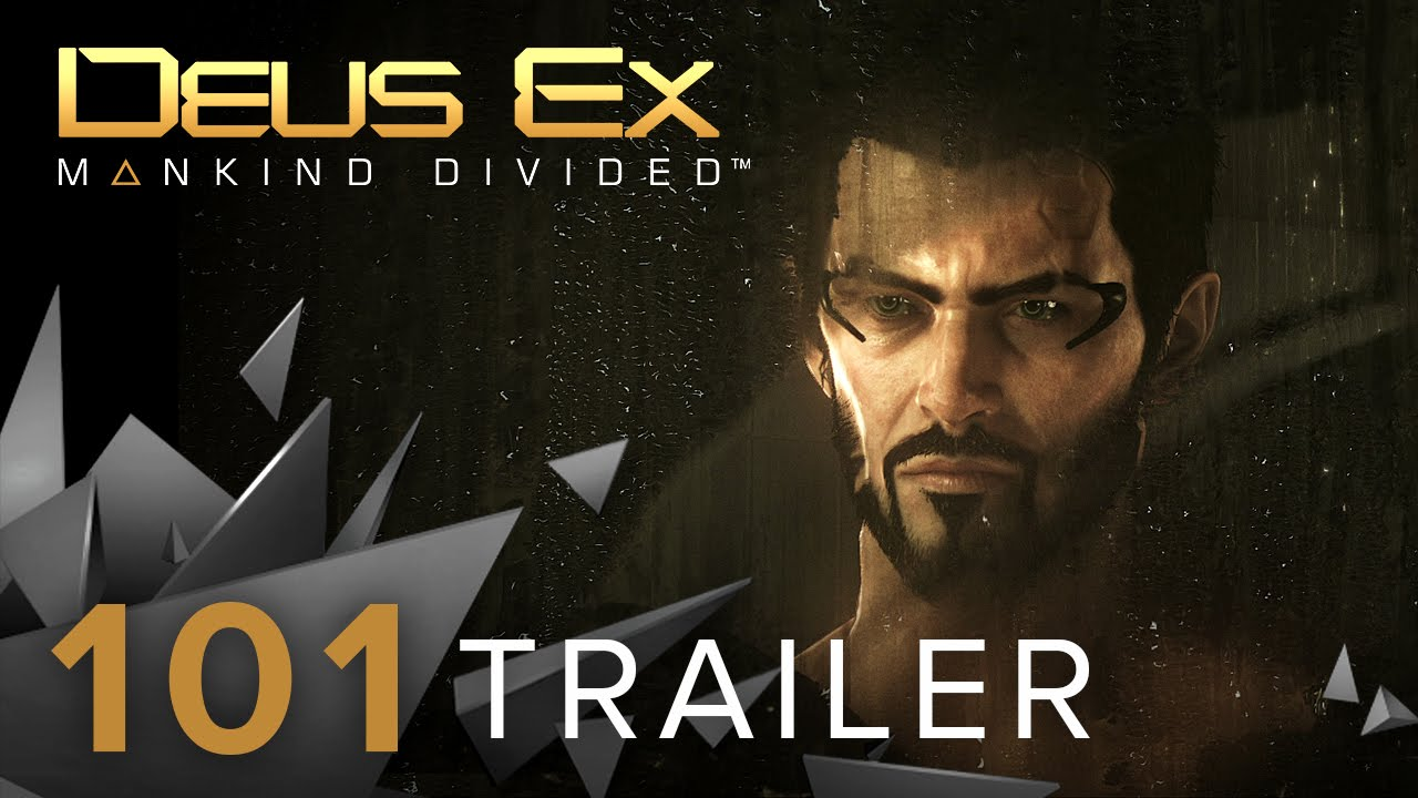 Video Deus Ex: Mankind Divided - Collector´s Edition [PC]