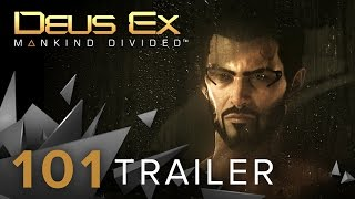 Deus Ex: Mankind Divided - Day One Edition [PC] video