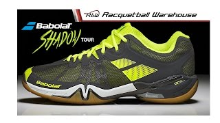 6a4643c54899 Babolat Shadow Tour Racquetball Shoes: Exclusively at Racquetball Warehouse