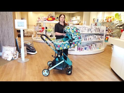 Cosatto Wish Stroller Carrycot Store Demo – Direct2Mum