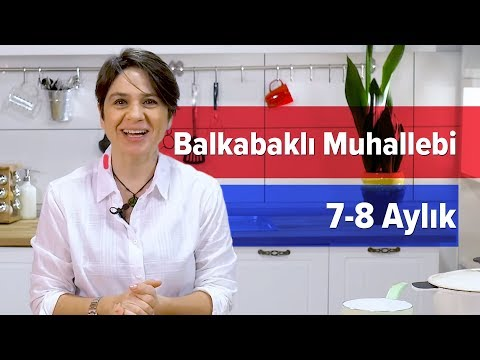 Yulaflı Balkabaklı Muhallebi - Ek Gıdaya Geçiş (7 Ay +)   İki Anne Bir Mutfak