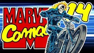 [Parodie musicale] Marvel Comique #14 - Les Aventures de Ghost Rider