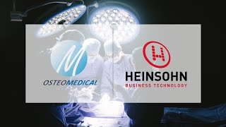 Caso de éxito Osteomedical: SAP Business One – Heinsohn