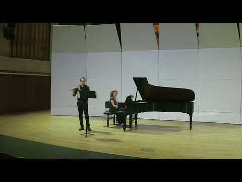 Lili Boulanger, D'un Matin De Printemps Ryan Foley, flute