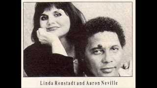 Linda Ronstadt and Aaron Neville I Need You Video