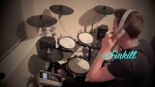 Tom Finkill | Matrix & Futurebound - Control [Drum Cover] HD