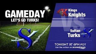19-20 Girl's Soccer - Sultan vs. Kings