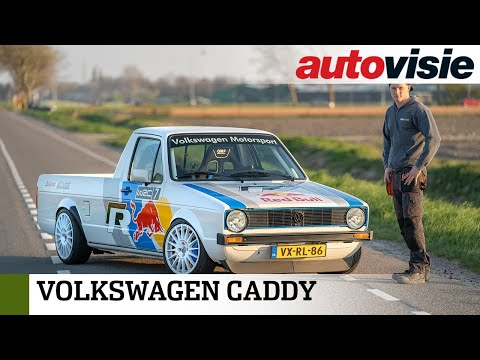 Uw Garage: VW Caddy | Autovisie